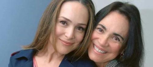 Fãs pedem para Gabriela Duarte 'interditar' Regina Duarte. Foto: Arquivo Blasting News