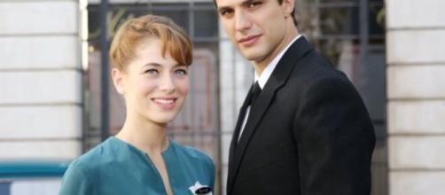 Il Paradiso delle Signore trame al 22 maggio: Roberta aiuta Marcello dopo un'aggressione.
