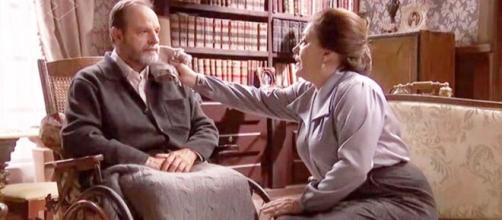 Il Segreto, trame spagnole: Francisca apprende che Raimundo desidera morire.
