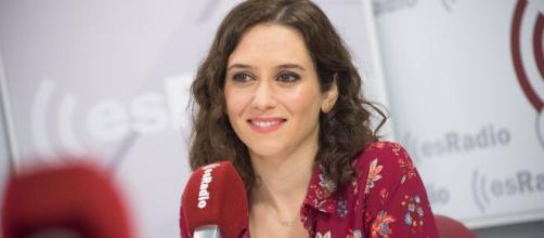 Isabel Díaz Ayuso y sus peculiares teorías sobre el coronavirus