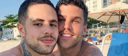 Leandro Buenno, noivo do sobrinho de Silas Malafaia revela ser portador de HIV. (Reprodução/Instagram)