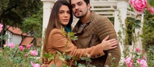 Luan Santana adia planos de casamento com Jade devido ao coronavírus. (Reprodução/Instagram/@luansantana)