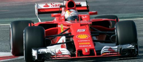 Sebastian Vettel lascerà la Ferrari al termine del 2020.