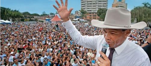 Valdemiro Santiago: justiça determina retirada de vídeo. (Arquivo Blasting News).