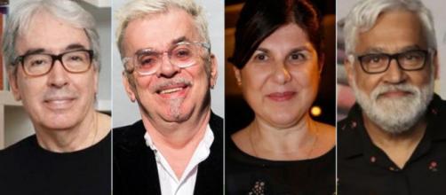 29 autores da Globo assinam repúdio a Regina Duarte e complicam volta à TV. (Divulgação/TV Globo)