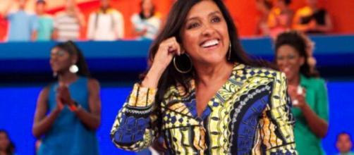 """A atriz e apresentadora teve um grande destaque nas telinhas em 2019 como Lurdes em """"Amor de Mãe"""". (Arquivo Blasting News)"""
