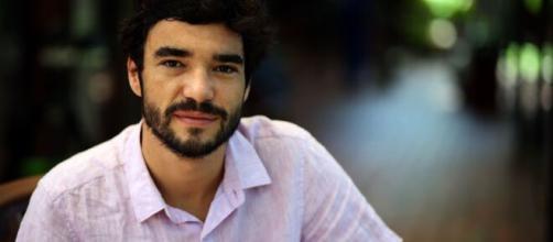 Caio Blat fez parte do elenco da novela. (Arquivo Blasting News)