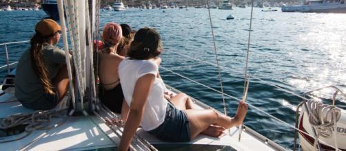 Cursos de navegación para mujeres con cáncer ayudan a pasar el reto de la enfermedad