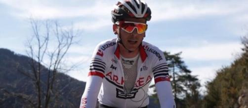 Il campione di Francia Warren Barguil
