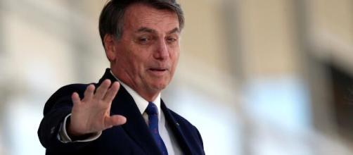 Jair Bolsonaro, porém, atestou que exames não poderiam ser divulgados para o público. (Arquivo Blasting News)