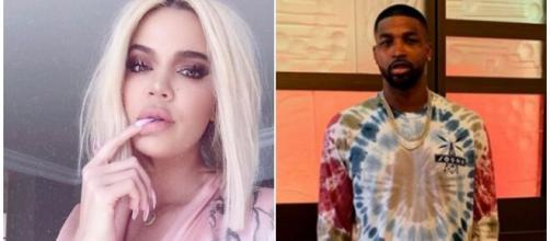 Khloe Kardashian is fed up with social media rumors. [Image Source: Instagram]