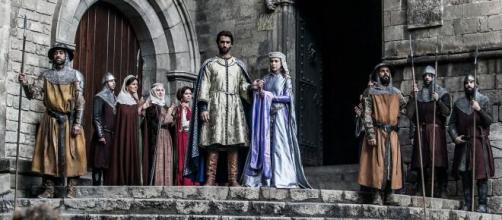 La cattedrale del mare in onda su Canale5 dal 19 maggio