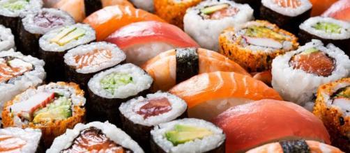 La ricetta del sushi da preparare in casa.