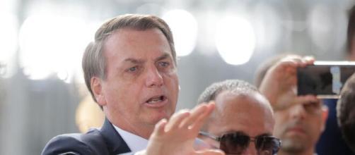 O governo entregou para o Supremo Tribunal Federal os testes de coronavírus do presidente Jair Bolsonaro (Blasting News)