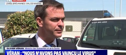 Pour Olivier Véran un retour au confinement n'est pas exclure