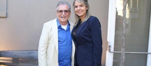 Renata Domingues critica ataques virtuais e aponta ex de Carlos de Nóbrega. (Arquivo Blasting News)