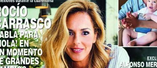 Rocío Carrasco habla para la Revista Hola