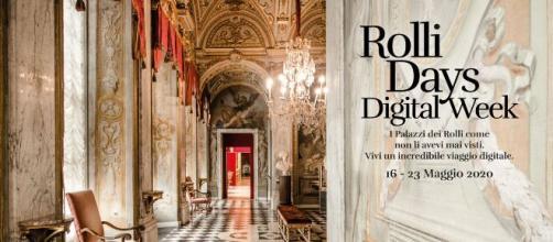 Rolli Days, online il programma dell'evento virtuale