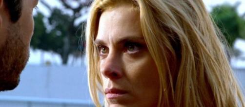 Teodora vai dar um truque sórdido para seduzir Quinzé em 'Fina Estampa'. (Reprodução/TV Globo)