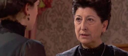 Una Vita, spoiler al 22 maggio: Ursula scopre che Mateo è figlio di Telmo.