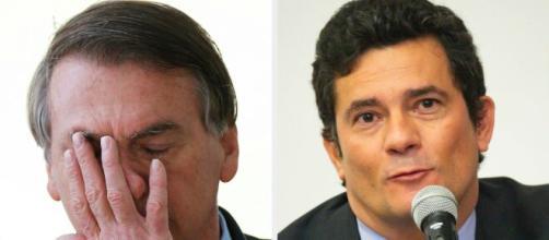 Moro diz que vídeo de reunião no Planalto confirma sua versão. (Arquivo Blasting News)
