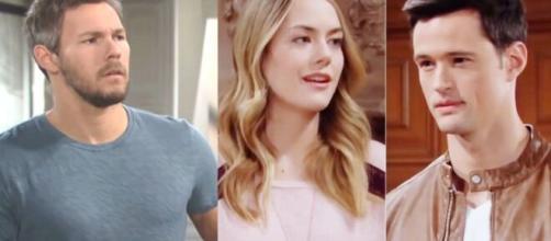 Beautiful, trame 18-23 maggio: Liam affronta Thomas e lo accusa di aver manipolato Hope.