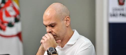 Bruno Covas luta contra um câncer. (Arquivo Blasting News).