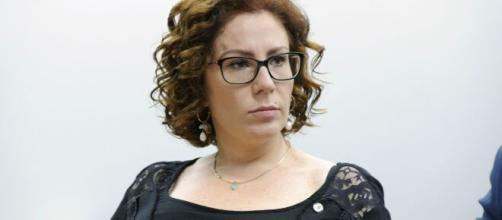 Carla Zambelli alega que Bolsonaro não ofereceu vaga a Moro no STF. (Arquivo Blasting News)