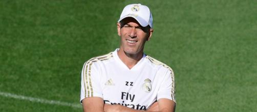 El Real Madrid de Zinedine Zidane se encuentra en la lucha por el título de liga - goal.com