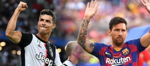 Football : 5 entraîneurs qui préfèrent Ronaldo à Messi (Crédits instagram/cristiano et instagram/leomessi)