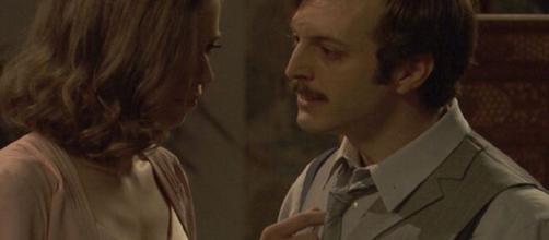 Il Segreto, spoiler Spagna: Marta incinta, Ramon sospetta che il padre sia Adolfo.