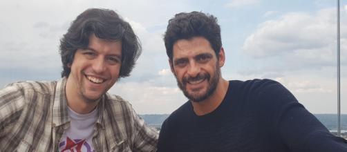 Julio Machado vive astro do pornô em nova série brasileira produzida pela HBO. ( Arquivo Blasting News )