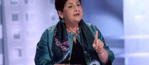 La ministra delle Politiche Agricole, Teresa Bellanova.