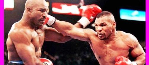 O lutador de boxe voltou a treinar. (Arquivo Blasting News)