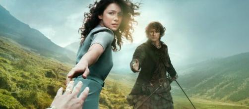 """""""Outlander"""" fez sucesso na Netflix. (Reprodução/Netflix)"""