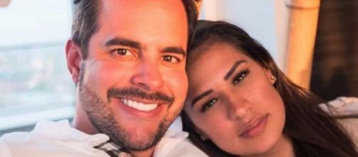 Simone respondeu aos fãs sobre relação com o marido Kaká Diniz. Foto: Arquivo Blasting News
