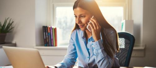 Teletrabalho vem obtendo aceitação e aprovação de empresas e empregados. (Arquivo Blasting News)