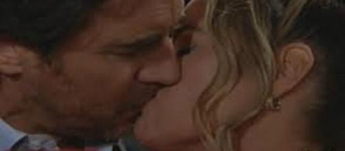 Beautiful, anticipazioni Usa: Ridge bacia Shauna dopo aver scoperto il tradimento di Brooke.