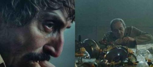 """El director del """"El Hoyo"""" revela el final alternativo del aclamado film."""