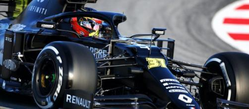 F1 : 5 pilotes qui pourraient rejoindre Renault en 2021 (Crédit instagram/renaultf1)