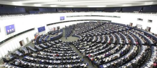La sede del Parlamento Europeo.