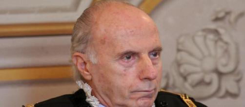 Paolo Maddalena, vicepresidente emerito della Corte Costituzionale