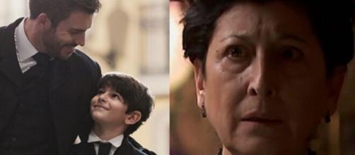 Una Vita, spoiler Spagna: Il Martinez e Mateo partono, Ursula viene sfrattata.