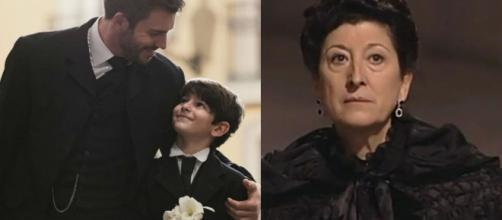 Una Vita, trame spagnole: Telmo rinnega Ursula e lascia Acacias 38 insieme a Mateo.