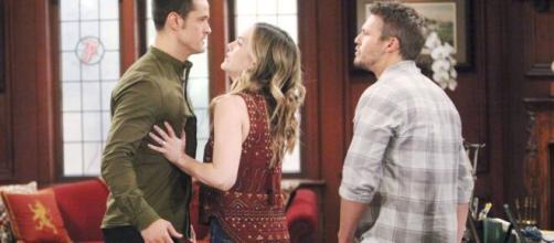 Beautiful, trame 18-23 maggio: Liam accusa Thomas di manipolare Hope.
