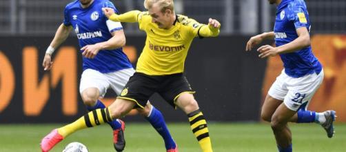 El Borussia Dortmund tuvo un regreso dominante a la Bundesliga - pinterest.es
