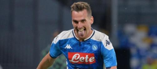 Juventus, sarebbe possibile il colpo Milik.