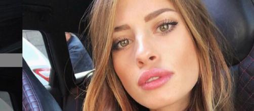 Chiara Nasti ha avuto un malore ed è apparsa sui social con la flebo al braccio