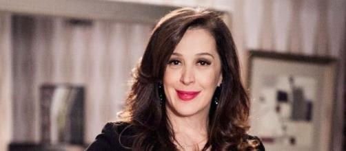 Claudia Raia fez parte do elenco da novela. (Arquivo Blasting News)
