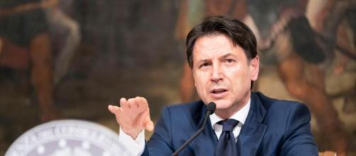 Nuova conferenza stampa di Giuseppe Conte
